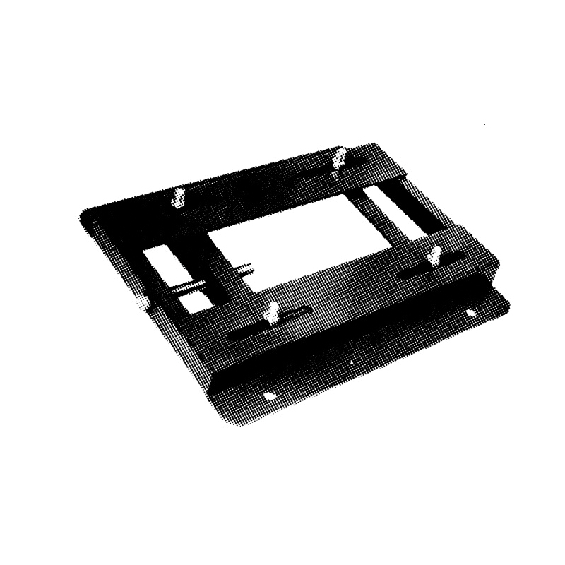 Single Adjustable Slide Base 256 Frame